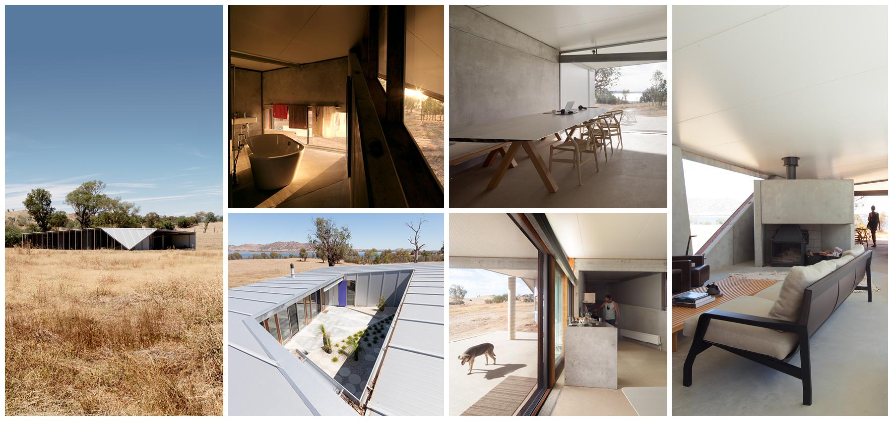 Bethanga House by tUG workshop