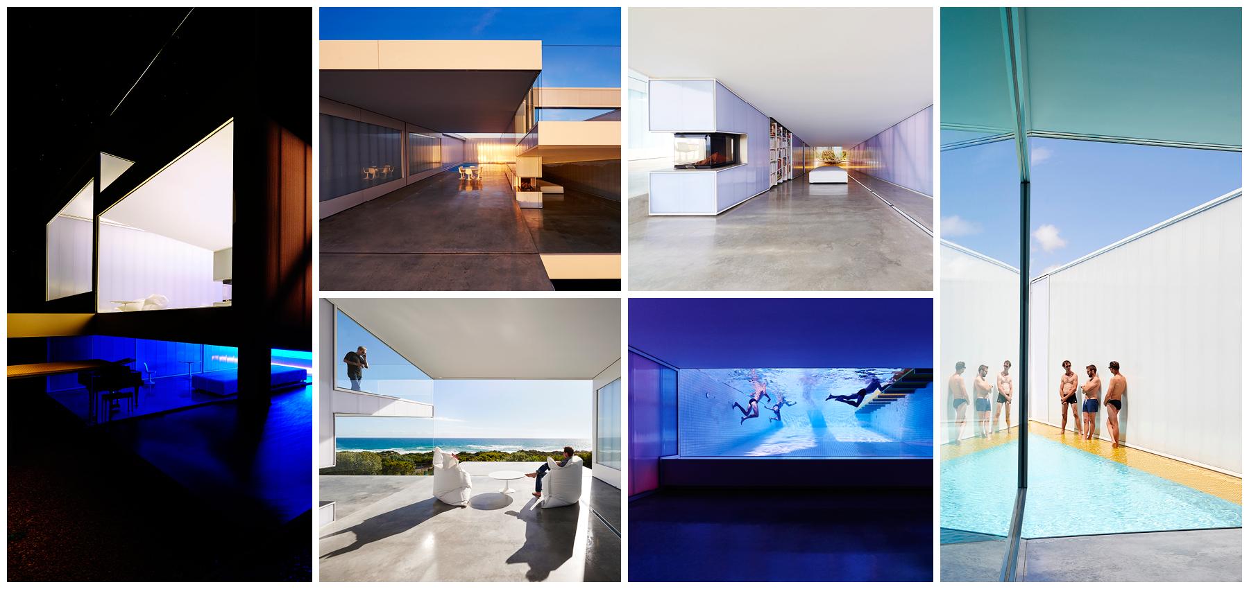 Villa Marittima by Robin Williams Architect. Photography: Dean Bradley.