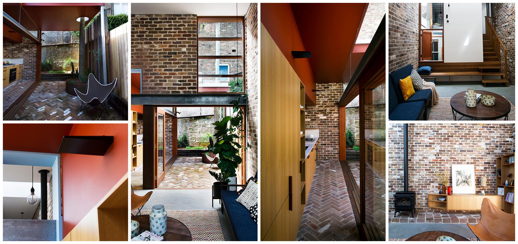 Walter Street Terrace by David Boyle Architect
