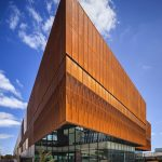 South Australia Drill Core Reference Library (SA) by Thomson Rossi. Photo: David Sievers