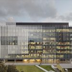 UNSW Materials Science & Engineering Building (NSW) by Grimshaw. Photo: John Gollings