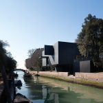 Australian Pavilion, Venice (Italy) by Denton Corker Marshall. Photo: John Gollings
