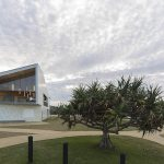 Kempsey Crescent Head Surf Life Saving Club (NSW) by Neeson Murcutt Architects Pty Ltd. Photo: Brett Boardman