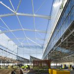 Tonsley Main Assembly Building and Pods (SA) by Woods Bagot and Tridente Architects. Photo: Sam Noonan