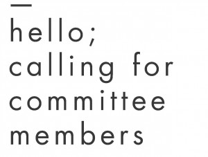 2014 Call For Members