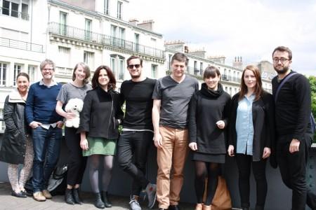 2015 DST crew