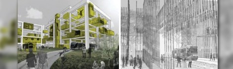 Light Rail Station Ideas Competition
