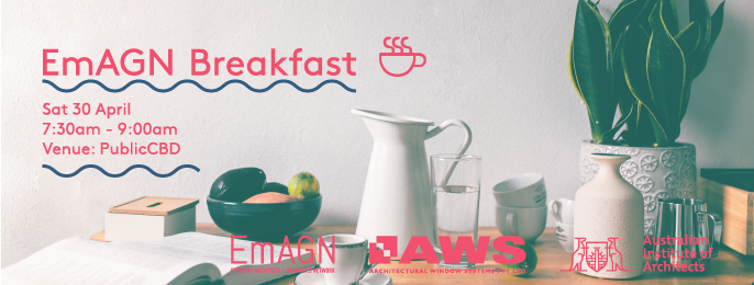 AWS EmAGN Breakfast - 10 year Celebration
