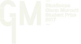 BlueScope Steel Glenn Murcutt Student Prize