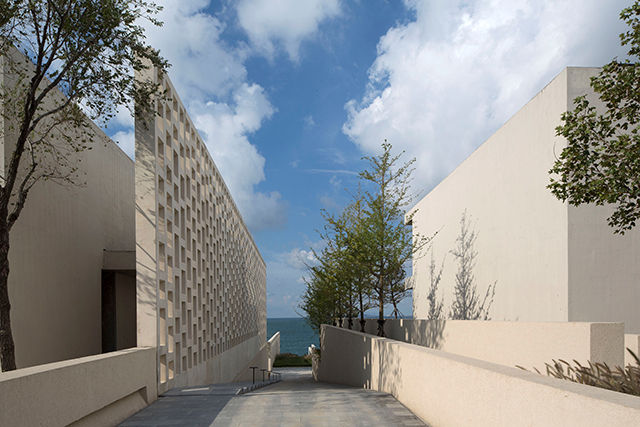Award For Commercial Architecture – The Lalu Hotel, Qingdao by Kerry Hill Architects – International