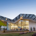 Jorn Utzon Award + Award for Public Architecture - Pico Branch Library by Koning Eizenberg Architecture