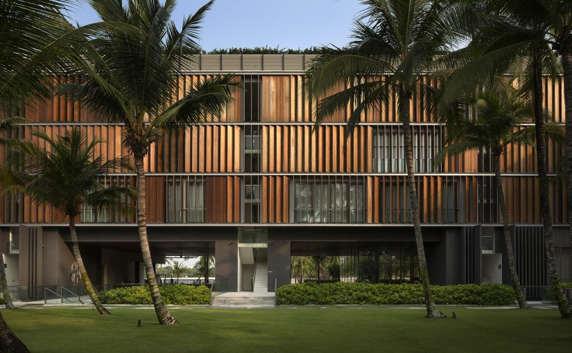 Award For Residential Architecture Seven Palms Sentosa