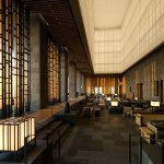 Award for Interior Architecture - Aman Tokyo by Kerry Hill Architects