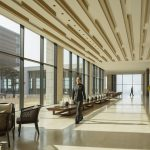 Award for Interior Architecture - The Lalu Hotel, Qingdao (Interior) by Kerry Hill Architects