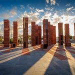 Award for Small Project Architecture - Australian Memorial Wellington by Tonkin Zulhaika Greer with Paul Rolfe Architects