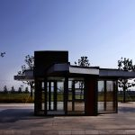 Commendation for Small Project Architecture - Kunshan Modular Pavilions by Brearley Architects + Urbanists (B.A.U.)