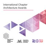 2018 International Chapter Architecture Award winners
