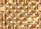 Mashrabiya Lattice