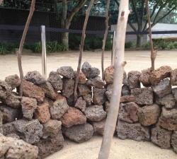 Aboriginal Stone House Installation during MA|A 2012