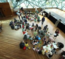 BLOCKS for Little Architects at Deakin Edge