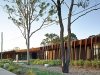 COLORBOND® Award for Steel Architecture – Fitzgibbon   Community Centre by Richard Kirk Architect (Qld). Photo:   Scott Burrows.