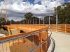 Commendation for Urban Design – Drakeford Drive Pedestrian Bridge by Tait Waddington. Photo: Tait Waddington.