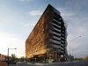 The Canberra Medallion – NewActon Precinct by Fender Katsalidis Architects. Photo: John Gollings.
