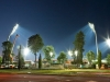 Architecture Award for Urban Design – Manuka Oval Sport Lighting by Cox Architecture. Image by Ben Wrigley.