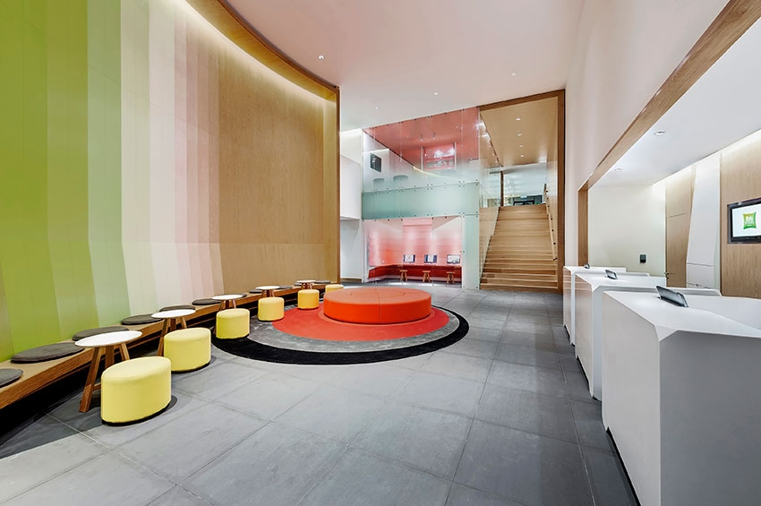 International Commendation For Interior Architecture Ibis Style Ipoh Hotel By Schin Architects Malaysia