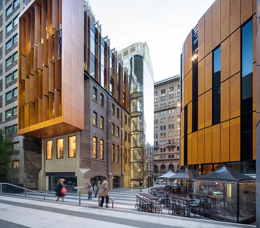 nsw architecture awards 2015 winners news media