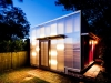 Commendation for Small Project Architecture – Tempe House by Eoghan Lewis Architects. Photo: Roger D'Souza.
