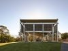 Commendation for Small Project Architecture – AGL Lakeside Pavilion by Kennedy Associates Architects. Photo: Peter Bennetts.