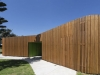 Commendation for Small Project Architecture - Cook Park Amenities by Fox Johnston. Image   by Brett Boardman.