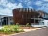 Commendation for Public Architecture - Australian Centre of Indigenous Knowledge and Education (ACIKE) by DKJ projects.architecture. Image by Kate Bowman.