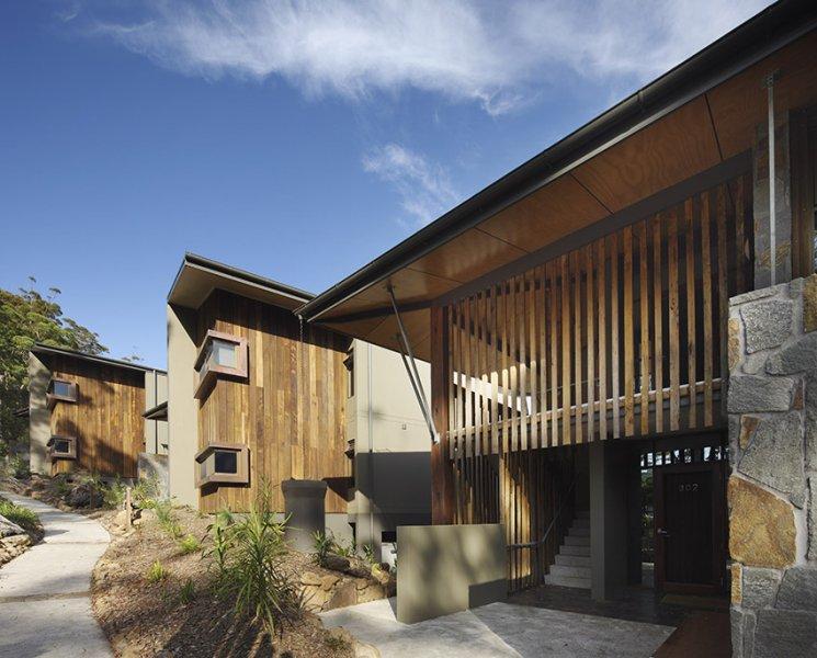 Qld architecture awards news media - Bush architectuur ...