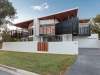 Commendation for Residential Architecture – Multiple Housing – Lake Weyba Duplex by Robinson Architects. Photo: Alain Bouvier.
