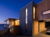 Architecture Award for Residential Architecture – Houses (New) - Napoleon Street by Maria Gigney   Architects. Image by Jason Busch.