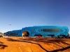 Award for Public Architecture - Wanangkura Stadium by   ARM Architecture. Photo: Peter Bennetts.