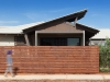 Commendation for Sustainable Architecture - Foundation   Housing – Waranyjarr Estate Broome North, Broome by   Engawa Architects in association with Rodrigues   Bodycoat Architects. Photo: Gary Annett Photography.