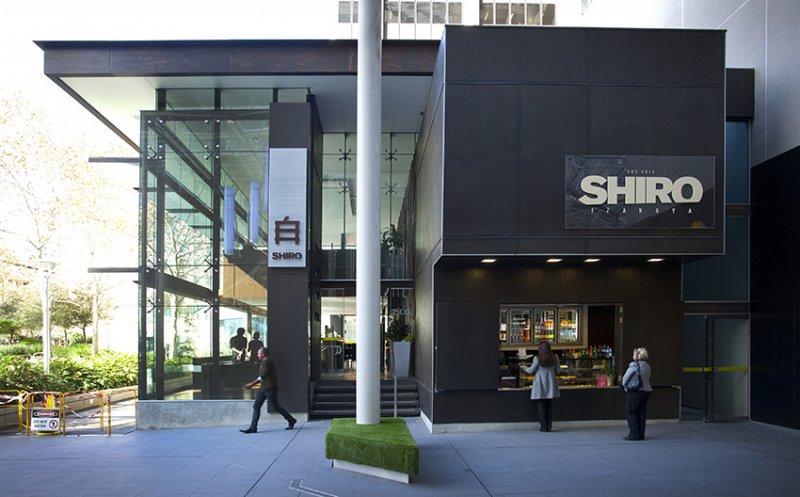 Architecture Award For Commercial Architecture U2013 Shiro Izakaya Restaurant  Pavillion By The Buchan Group U2013 Perth