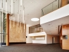 Architecture Award for Interior Architecture – All Saints' College Performing Arts Theatre by   Parry & Rosenthal Architects. Image by Robert Frith.