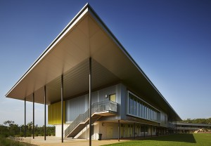 MacKillop Catholic College by Hassell Image by Douglas Mark Black.