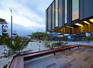 Cox Rayner Architects Flinders Street Revitalisation Angus Martin