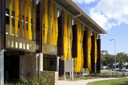 Reddog Architects Pty Ltd Health Clinic CQU Jon Linkin