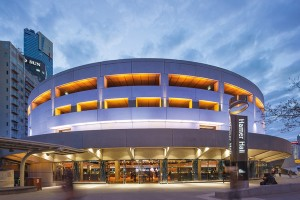 Hamer Hall by ARM Architecture. Image: JohnGollings