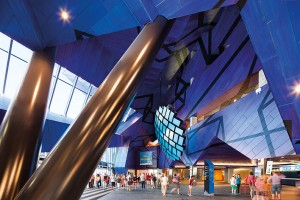 Perth Arena by ARM and CCN (Joint Venture Architects). Image: John Gollings