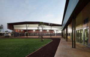 West Kimberley Regional Prison by TAG Architects and iredale pedersen hook architects. Image: Peter Bennetts