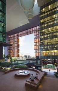 Translational Research Institute by Wilson Architects Donovan Hill. Image: Christopher Frederick Jones
