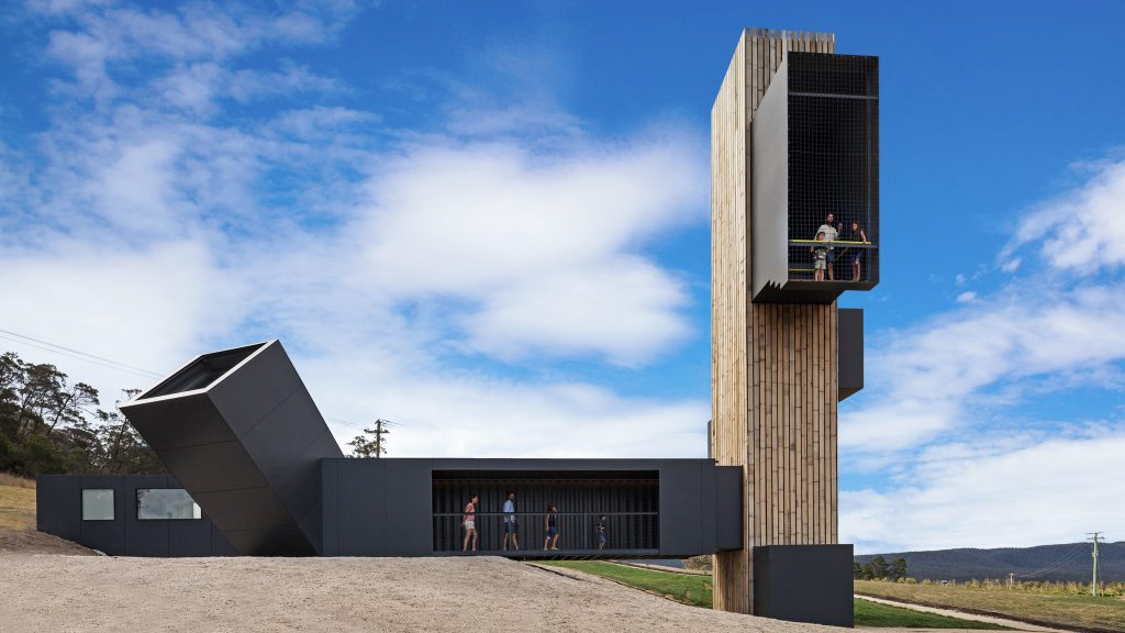 Colin Philp Award for Commercial Architecture - Devils Corner by Cumulus Studio. Photo by Tanja Milbourne.