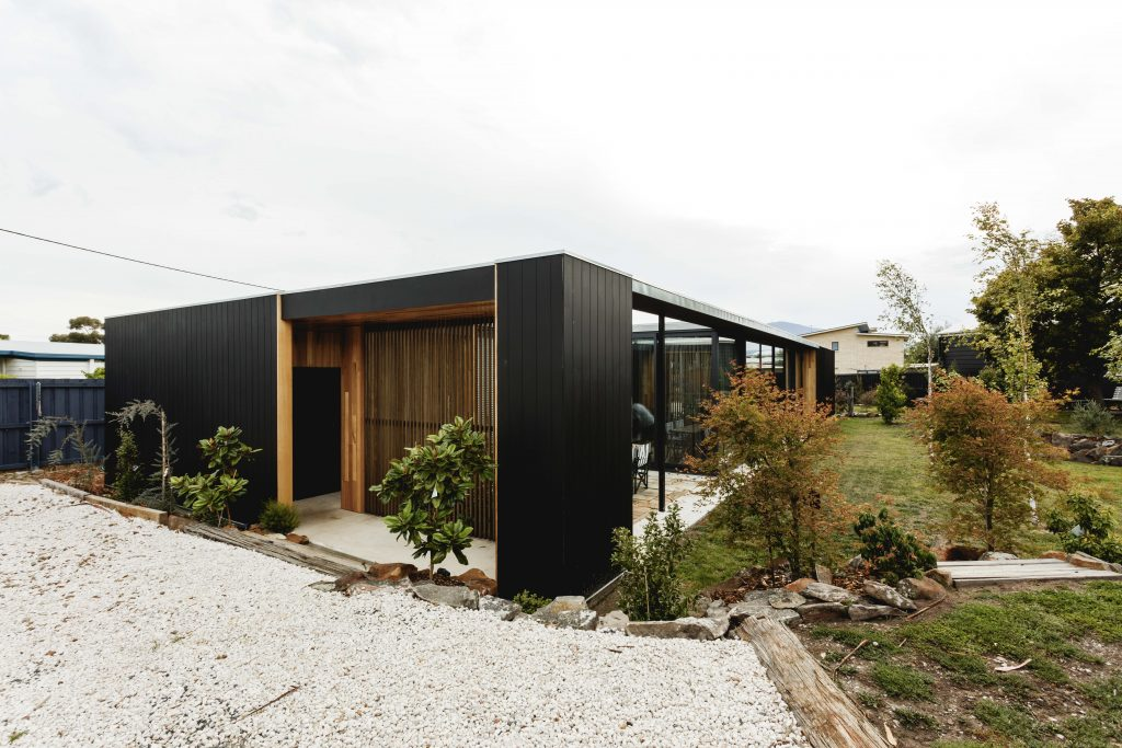 Residential Architecture – Houses (New) - Esmond Dorney Award - Five Yards House by Archier. Photo by Adam Gibson.
